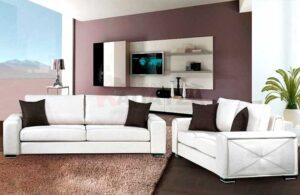 Σετ 2θέσιος και 3θέσιος καναπές