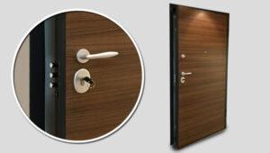 Exterior & Security Doors