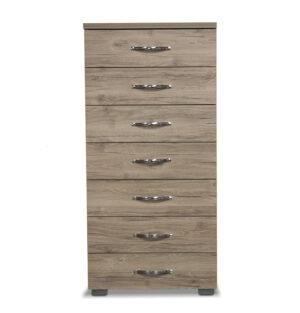 Συρταριέρα με 7 Συρτάρια