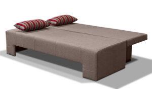 Μοντέρνος καναπές κρεβάτι με αποθηκευτικό χώρο