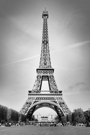 Πίνακας Πύργος του Άιφελ σε καμβά