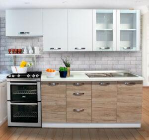 Κουζίνα με δυνατότητα επέκτασης