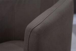 Πολυθρόνα με πουφ